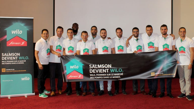Seminar for the Brand Switch announcement in the North Africa region