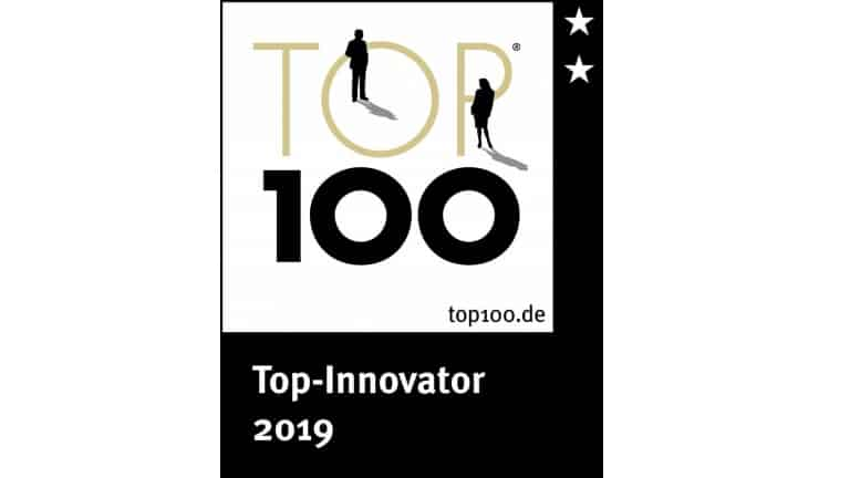 Top-100 Germany innovation Award 2019