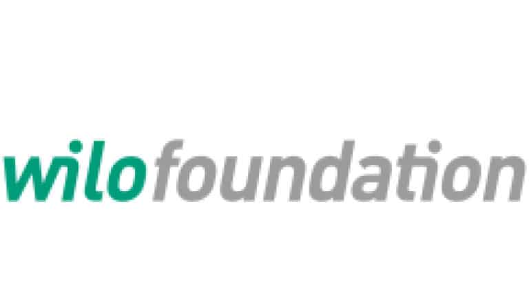 Wilo Foundation logo for news item about Wilo-Foundation sponsorship of mill de Paauw