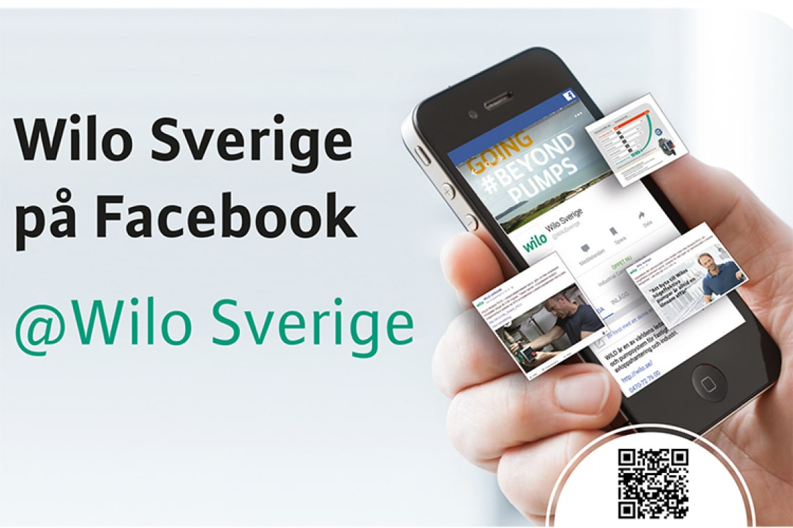 Facebook Sweden news