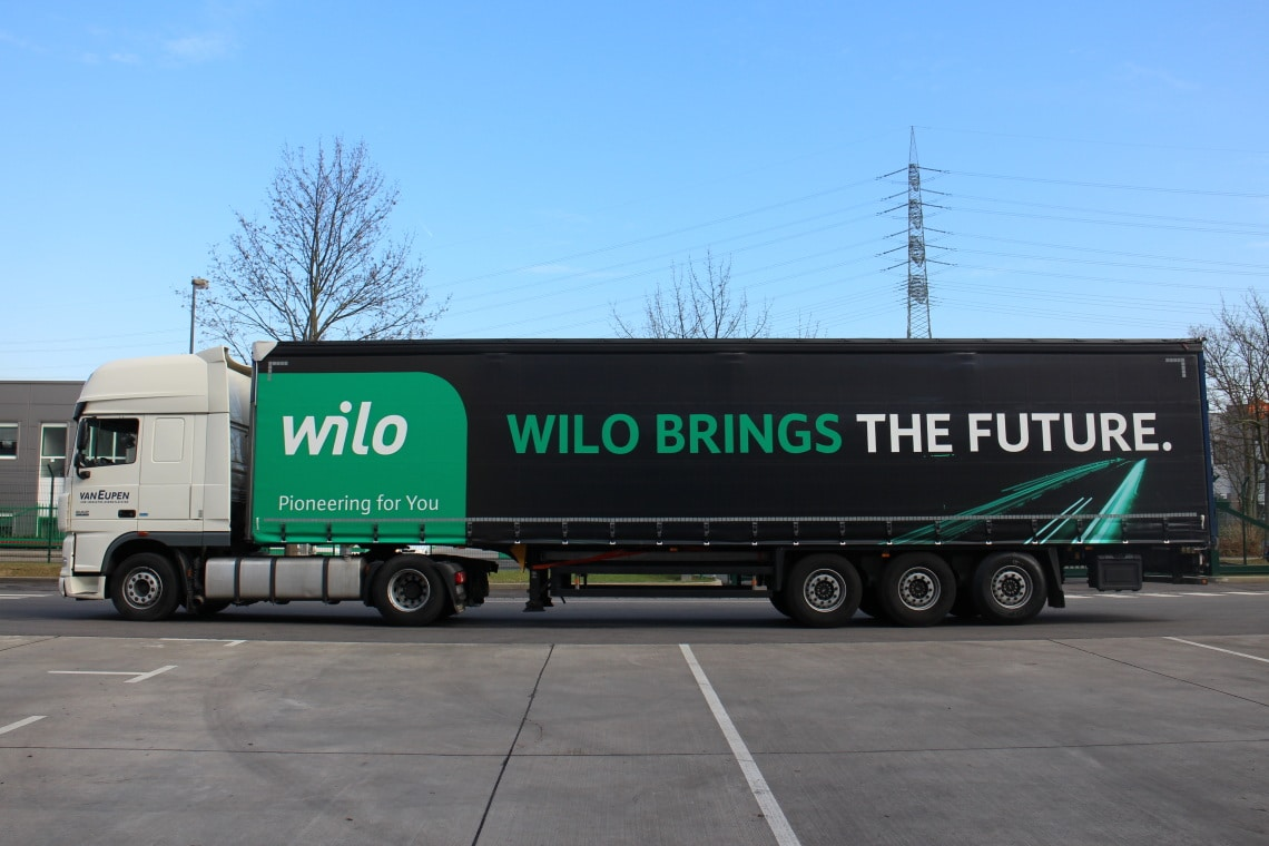 LKW - Wilo brings the future