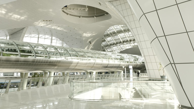 Aéroport international d'Incheon, Corée du Sud