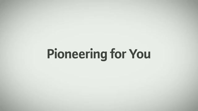 Pioneering for You (russian)