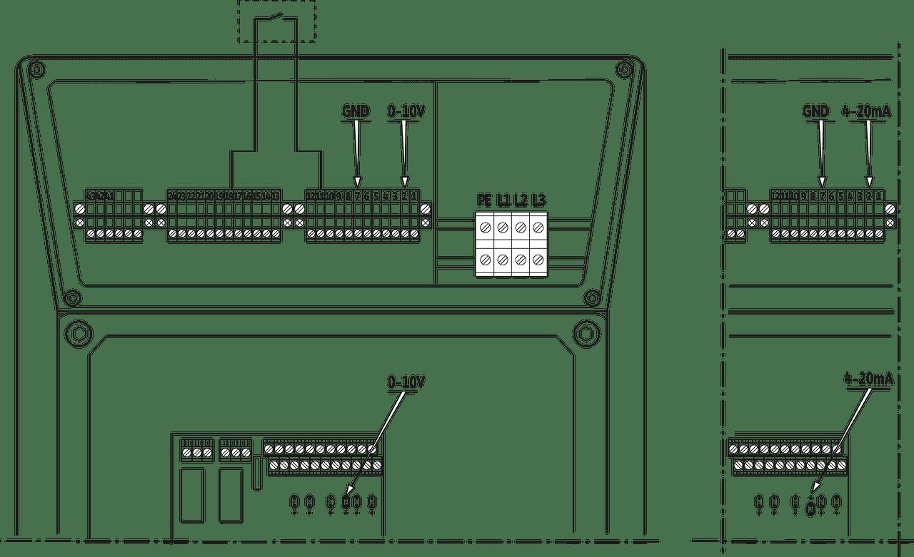 Helix Ve 5203 1 16 E Ks Wilo Bacnet Wiring Diagram 3400 V 11 Kw