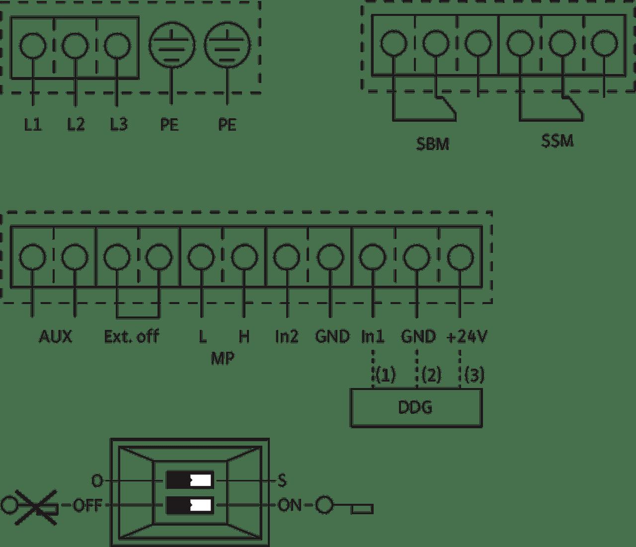 Cronobloc Bl E 65 130 55 2 Wilo L1 L2 Wiring Diagram L3
