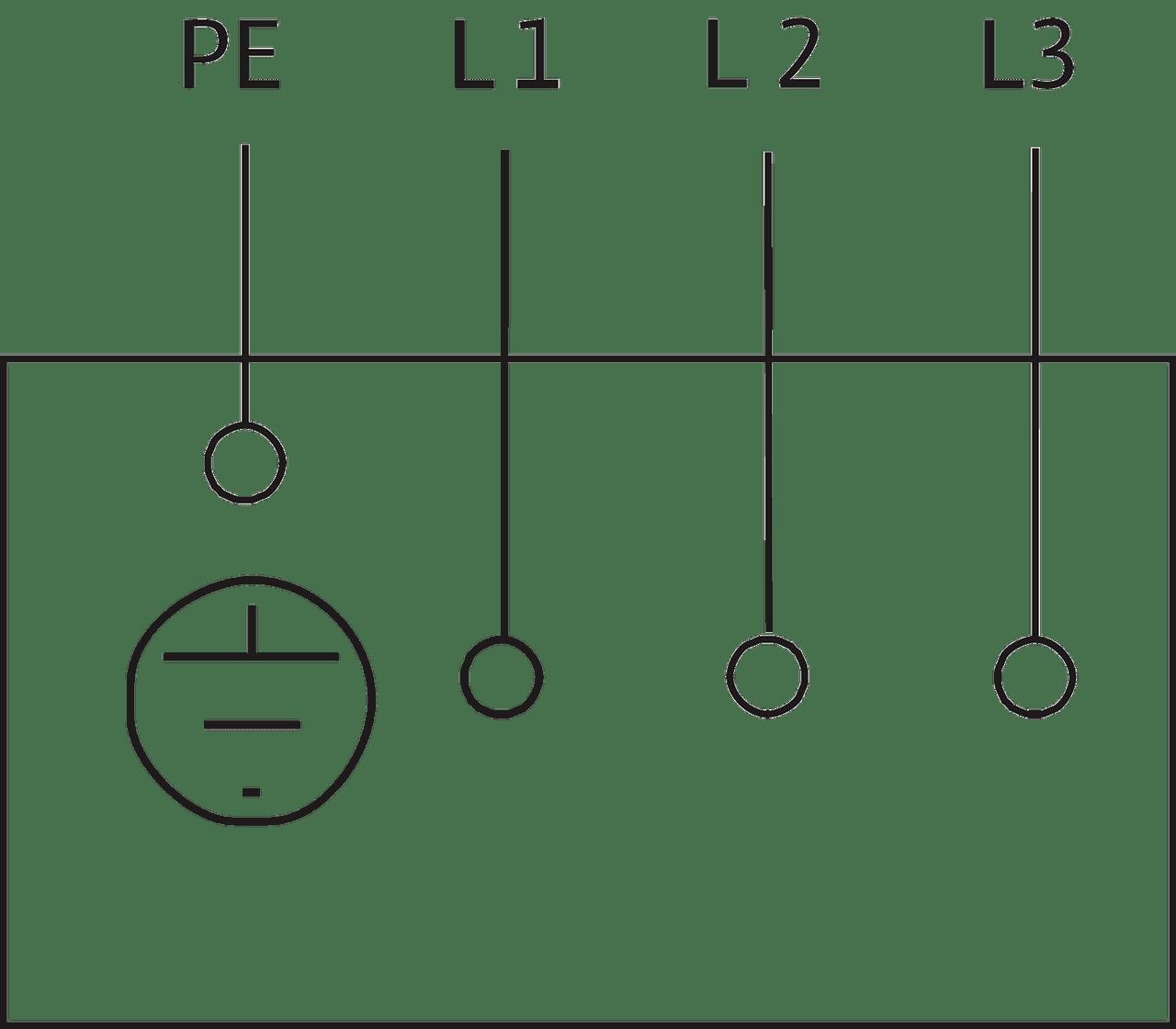 WRG-6251] 400 Volt Motor Wiring Diagram on